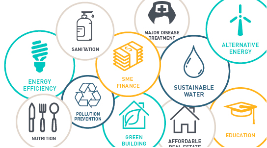 Sustainable Impact Index helps institutional investors align with the SDGs